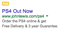 poor examples of adwords ads