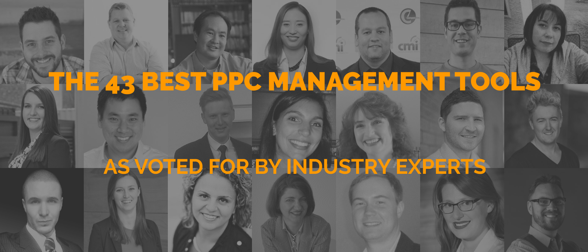 experts best ppc management tool