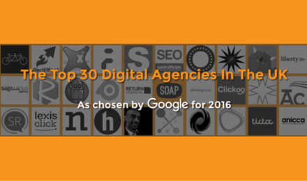 top 30 uk digital agency
