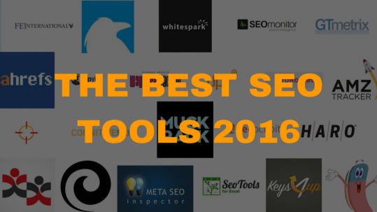 best seo tools 2016